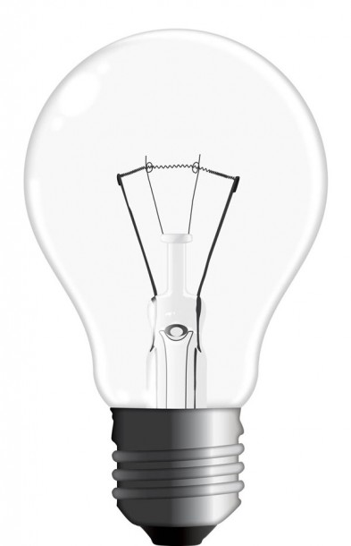 Realistic Lightbulb